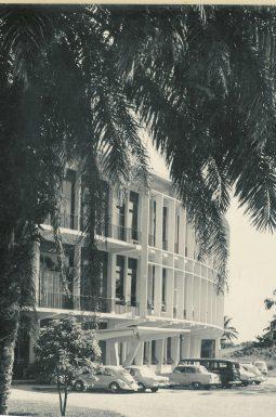 batiment administratif 1972 ULC