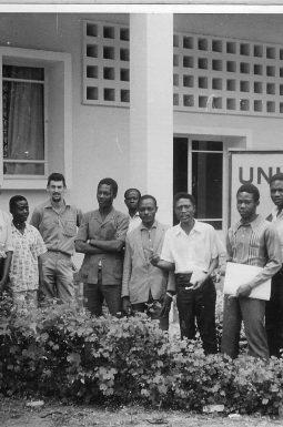 collaborateurs fac medecine 1972 ULC