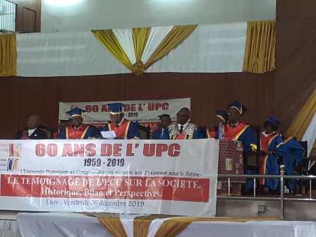 soixante ans UPC