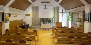 intérieur d'une Eglise