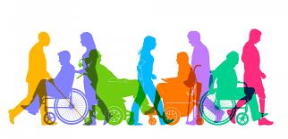 Personnes vivant avec handicap et personnes valides