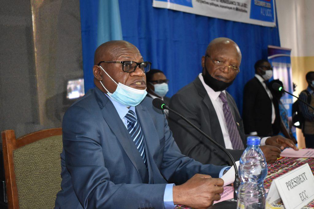ouverture solenelle par le représentant du Président de l'ECC