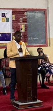 Dr. Ngoma